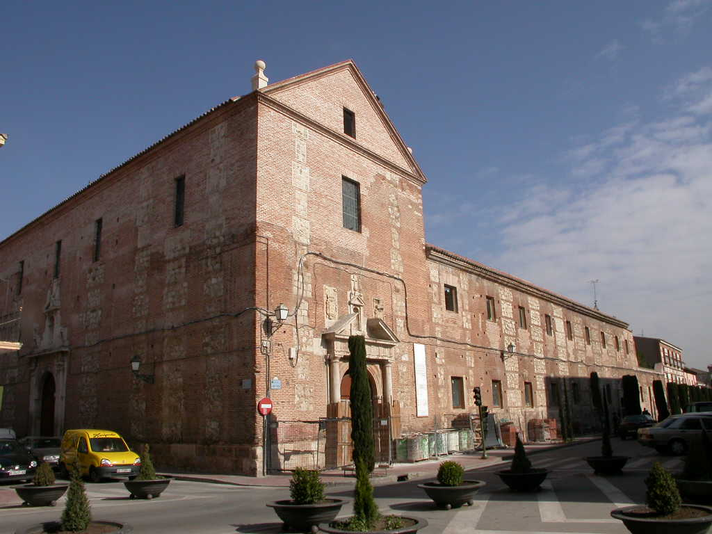 ETSAG de Alcalá de Henares