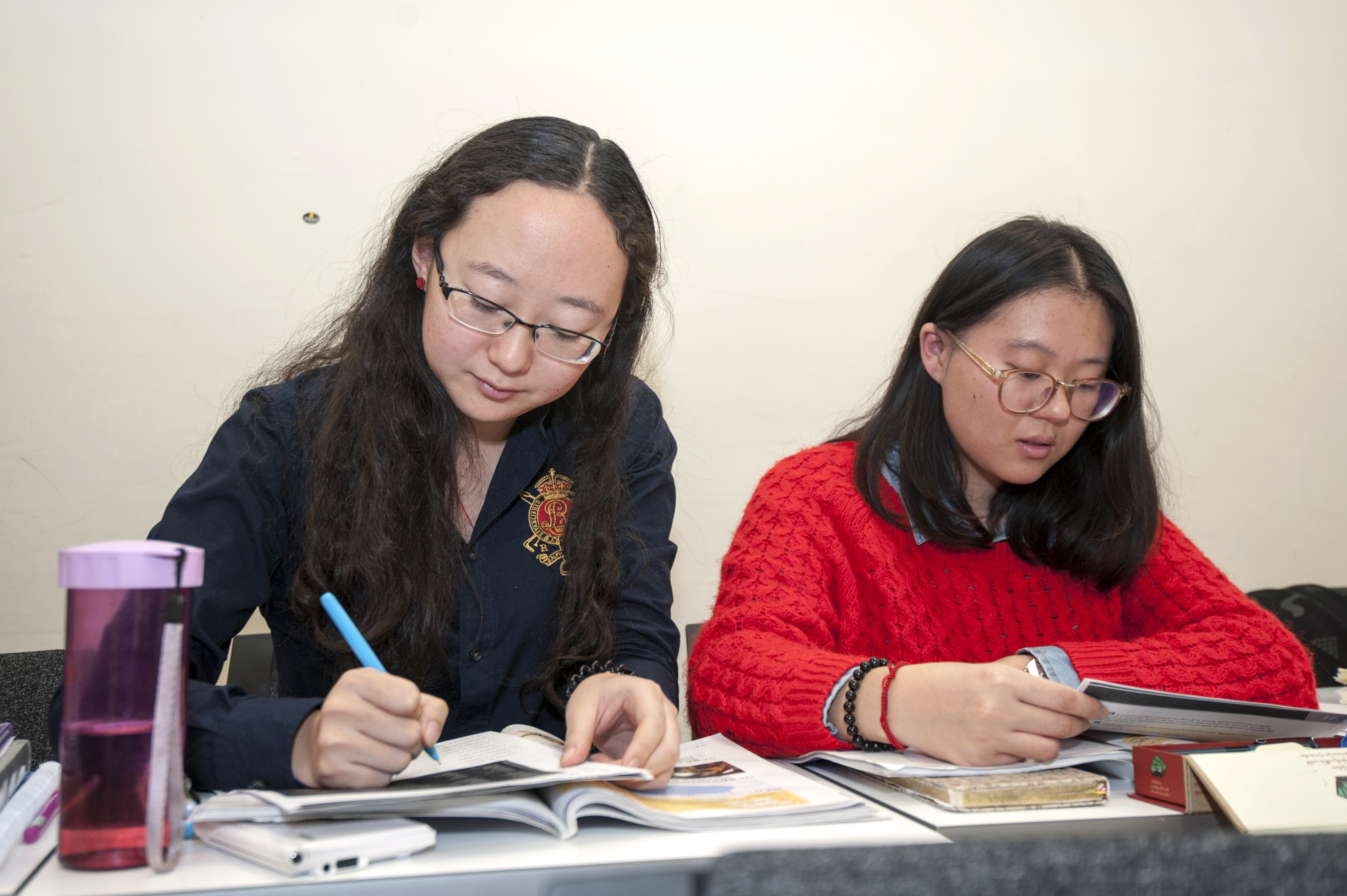 Foreign students without the university access tests pau